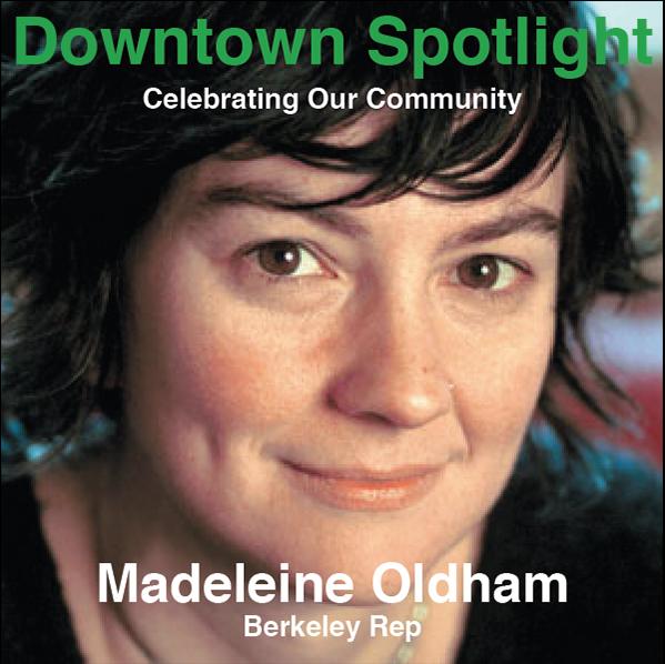 Madeleine Oldham
