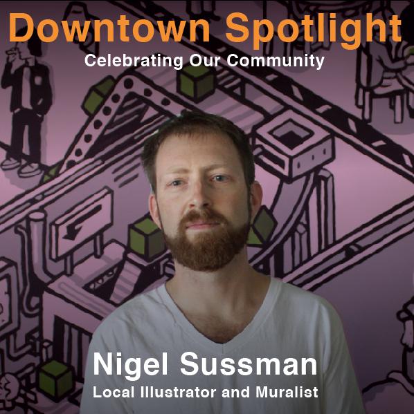 Nigel Sussman