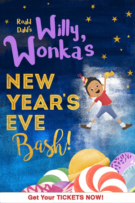 Willy Wonka's New Year's Eve Party