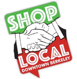 Shop Local Downtown Berkeley