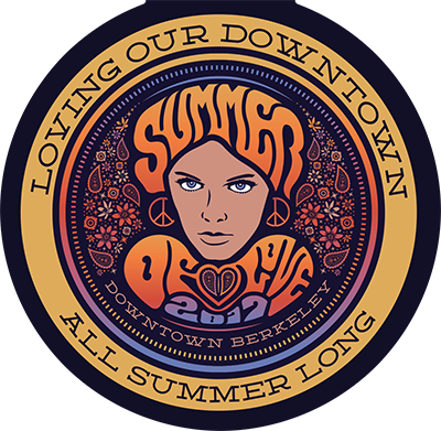 Concerts and Events celebrating the Summer of Love in Berkeley