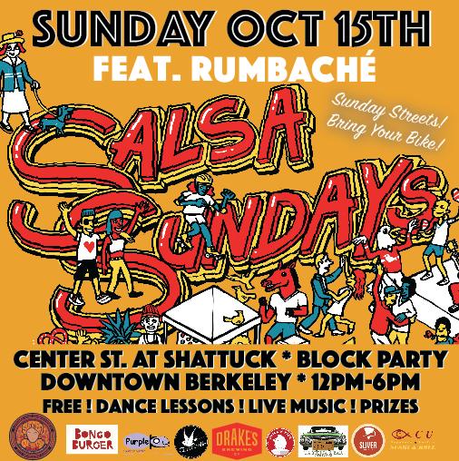 Salsa Sunday 2017