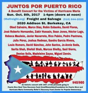 Juntos por Puerto Rico!