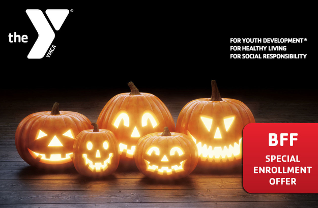 YMCA Spooky Deal