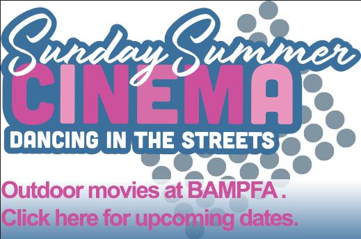 Sunday Summer Cinema