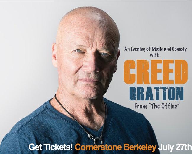 Creed-Bratton-Cornerstone
