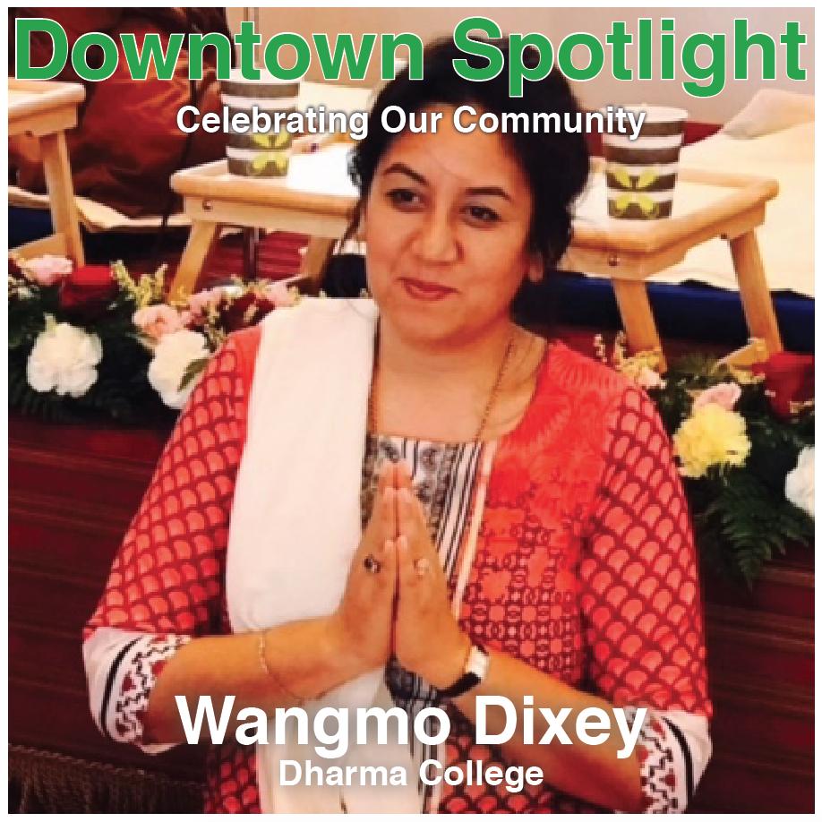 Wangmo Dixey