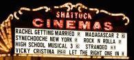 Shattuck Cinemas in Berkeley, California. Photo taken November 2008.