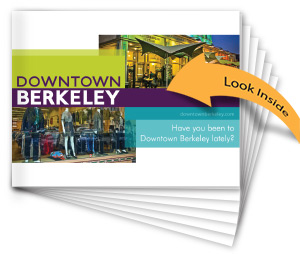 Downtown Berkeley Brochure