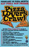 Downtown Berkeley Pizza Crawl