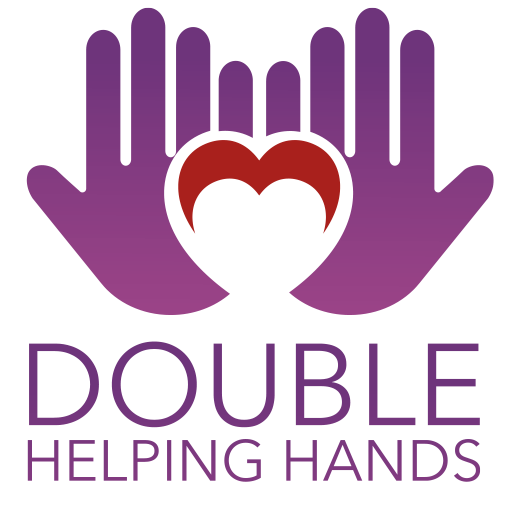 Double Helping Hands Logo