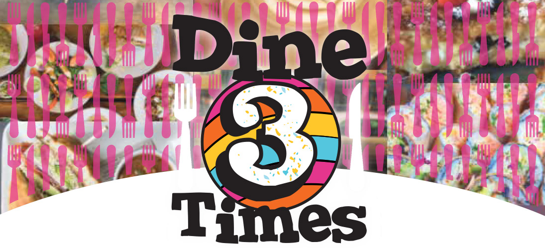 Dine Three Times in Berkeley